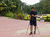 Complete group photo with tripod available.<br /> — with Cheong Ee Lic at Bentong Pahang..