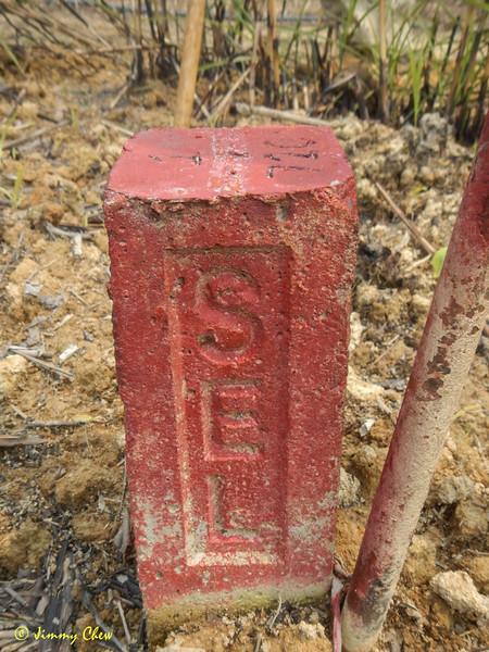 Sel-Pah borderstone.