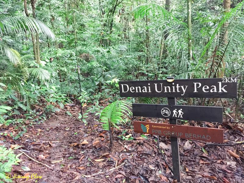 Denai Unity Peak