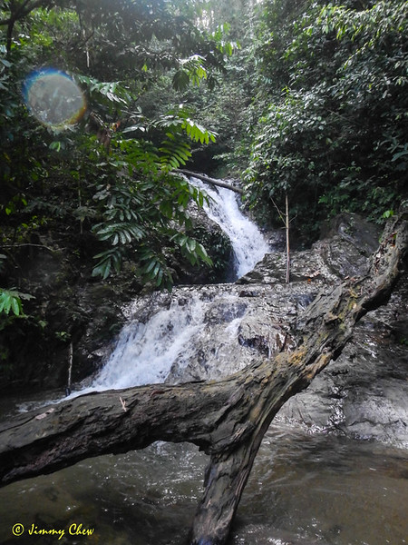 2nd falls - Jeram Enchau.