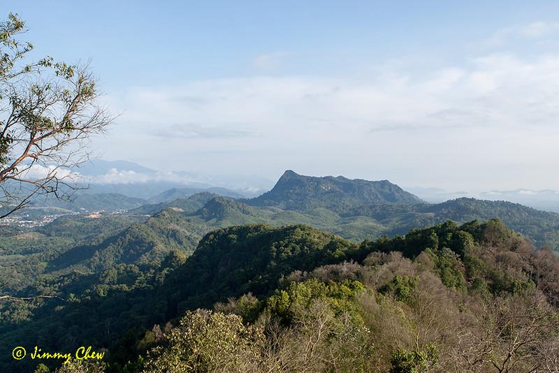 Bentong's Bukit Raka