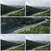 Did some magic to the expressway pics - see middle pic - where are the cars?!