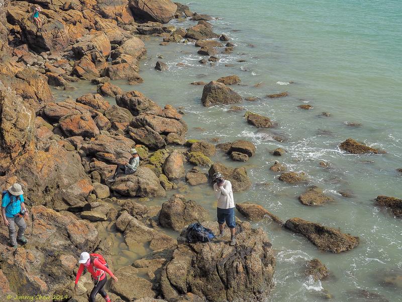 I got you too George!<br /> <br /> #CapeRachado #TanjungTuan