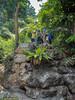 """At """"Hang Tuah's Footprint"""" or Tuan Putri Gunung Ledang's?<br /> <br /> #CapeRachado #TanjungTuan"""