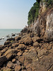 The tail of Batu Putih white rock is by no means easy to reach.<br /> <br /> #CapeRachado #TanjungTuan