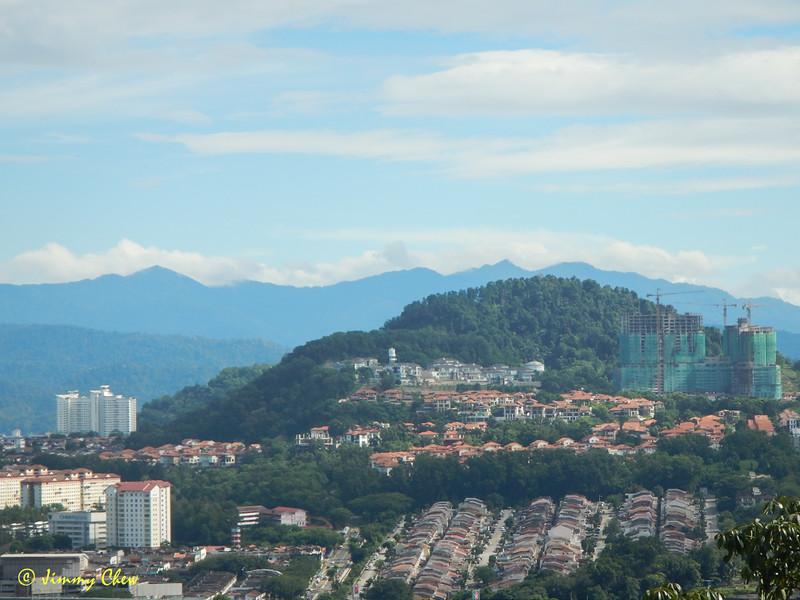 Spot Gunung Nuang.
