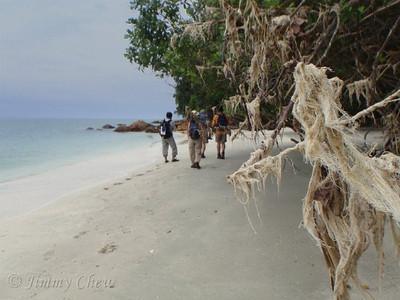 Cape Rachado recce photos and images 2009
