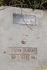 Stone marker from JUPEM.