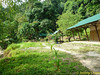 Shelter and huts just before the historical Tuan Puteri Gunung Ledang Footprint and Perigi Rubiah.
