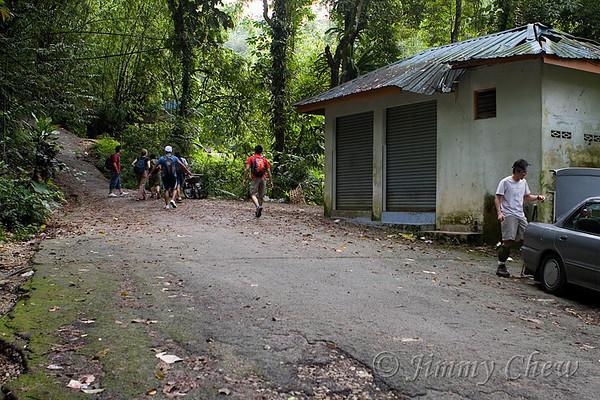 Gunung Bujang Melaka 2009