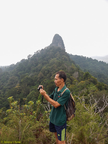 Alan is back to Tabur after many years.