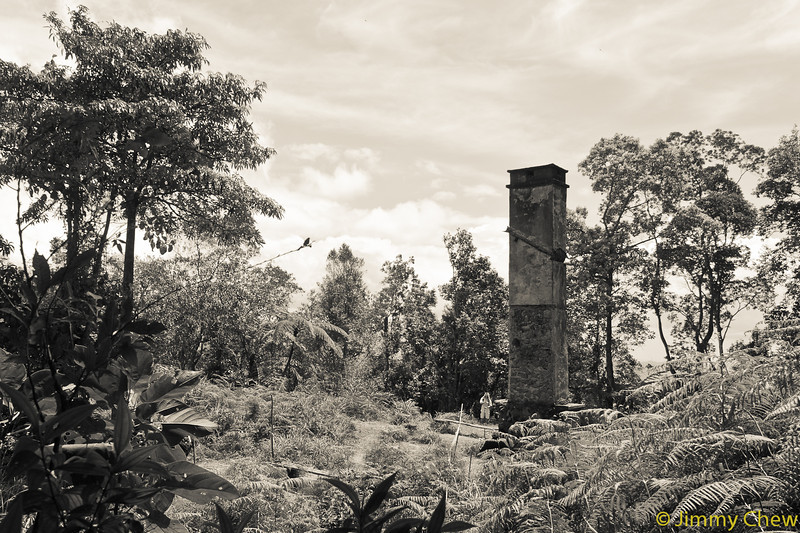 Bukit Kutu chimney