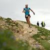 Ultra Tour du Beaufortain 2014 : secteur Col du Bonhomme. (Beaufort-sur-Doron)