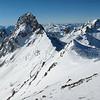 Nova, Gargan, Presset, Parozan, les hauts sommets du Beaufortain.