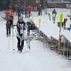 X3 Vallées Courchevel : début du ski pour Peg.