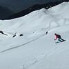Ski sur Albertville.<br /> L'Aulp de Tours, toujours du bon ski si on arrive à être synchro avec le décaillage...