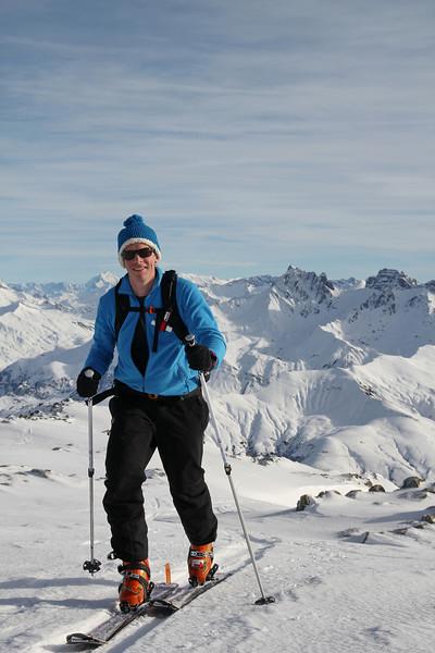 Pioulette au Grand Mont