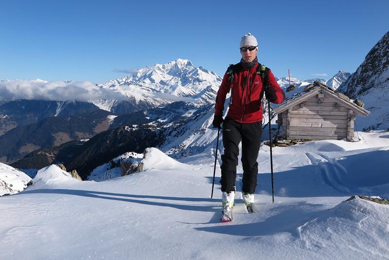 Rém et le Mont-Blanc