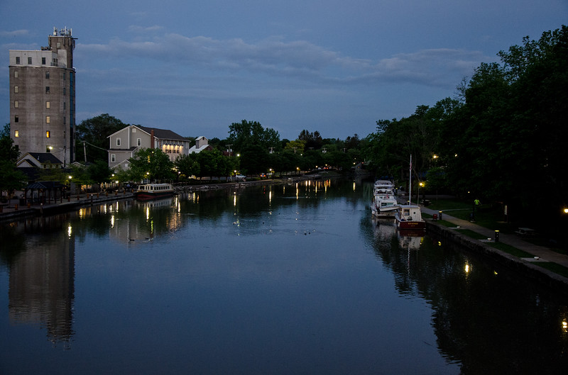 Pittsford Erie Canal