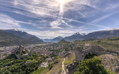 Sion from Castle