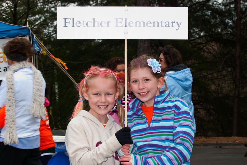Fletcher Elementary GOTR Racers