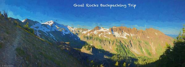 Goat Rocks Backpack'16