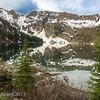Heart Lake Backpack Trip