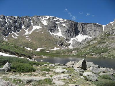 Mt. Spalding's Northeast Face