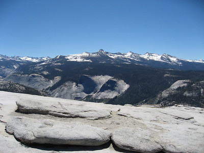 Nice views of Yosemite.