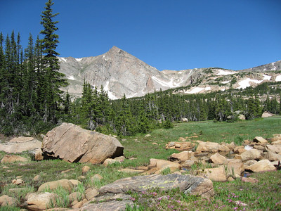 Mount Alice.