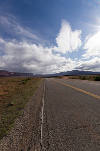 The Road out of Moab