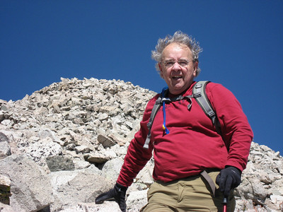Did I mention it was windy at the top?