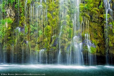 Mossebrae Falls, CA