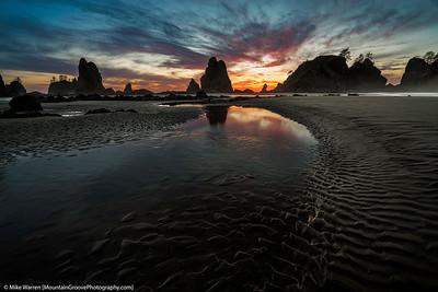 Shi Shi Beach, WA