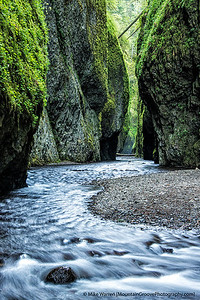 Oneota Gorge, Columbia River Gorge, OR