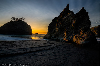 Secret Beach, Samuel Boardman SP, OR
