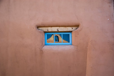 Reflection, Santa Fe, NM