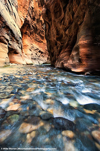 Virgin River, Zion National Park, UT