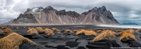 Vesterhorn, Iceland