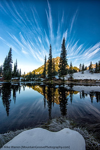 Naches Peak and Tipsoo Lake, MRNP