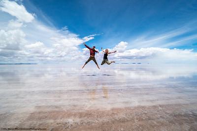 Salar de Uyuni, Bolvia