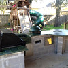 Outdoor Kitchen in Victoria Regis by Schlitzberger