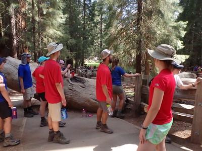 High Sierra STEP Leadership Expedition
