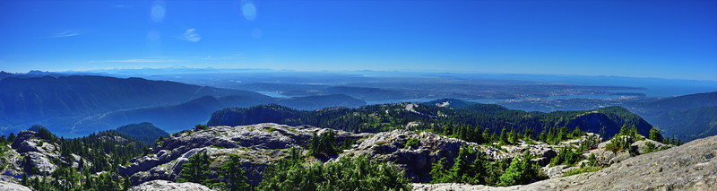 Mount Seymour Panorama