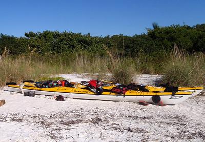 Sea Kayaking 2012