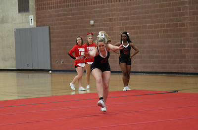 All Girls Cheerleading