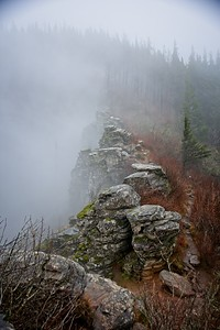 Thanksgiving day on Angels Rest