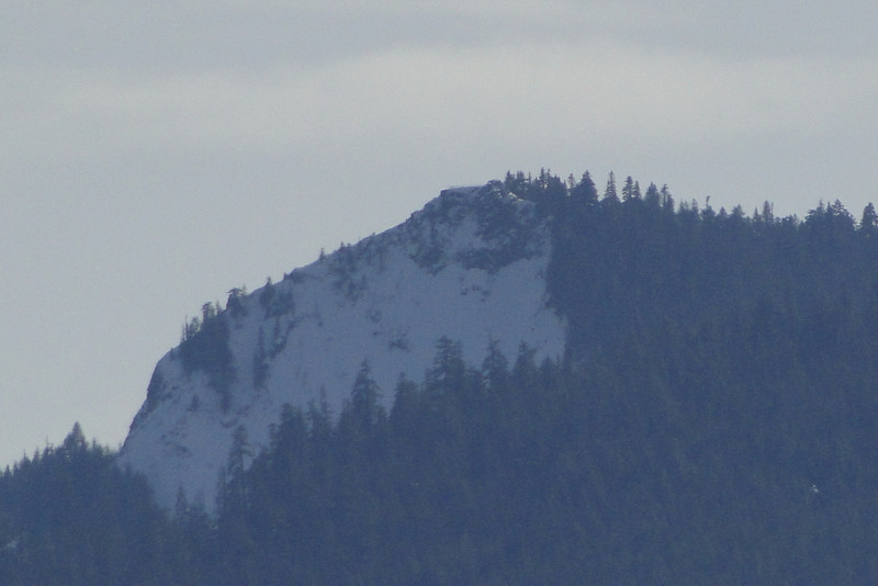 Zoomed in on Sherrard Point from Scott Point.