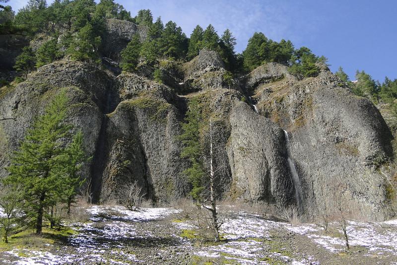 Archer Canyon.