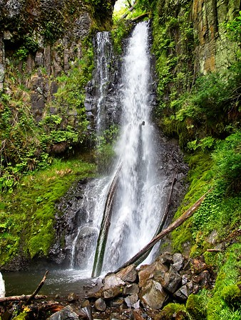Archer Mt Loop - Lower Archer Falls